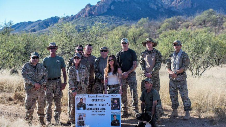"Arizona Border Recon 11/2016 Operation ""Stolen Lives #3"""